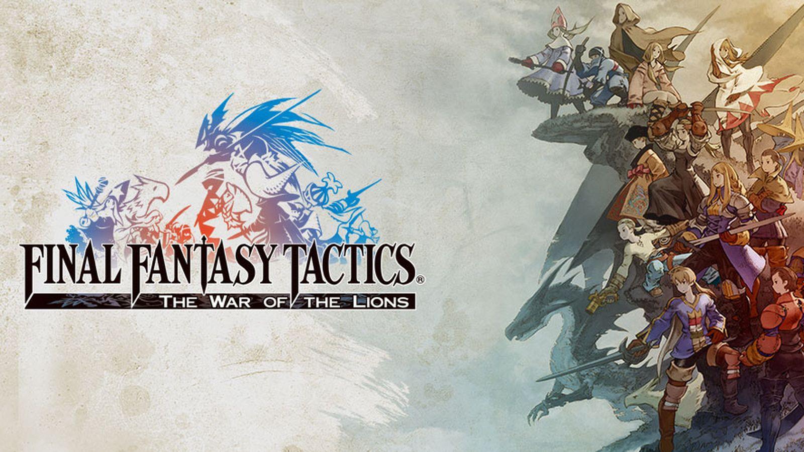 Final Fantasy Tactics ตำนานสงครามแห่งสิงโตคำราม
